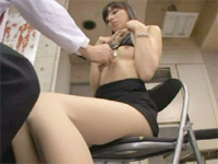 タイトスカート女教師 西田カリナ